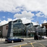 The CHQ Building, IFSC, Docklands, Dublin 1