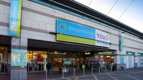 Bloomfields Shopping Centre, Dun Laoghaire, Co. Dublin