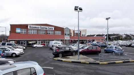 Kilbarrack Shopping Centre, Kilbarrack, Dublin 5