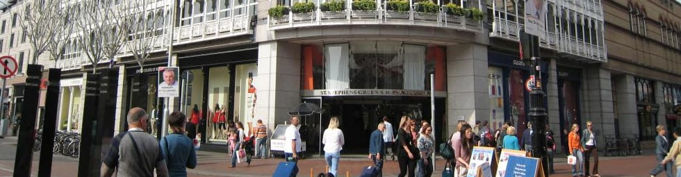 hwbc Advise Madison International Realty Purchase of a share in St. Stephen's Green Shopping Centre