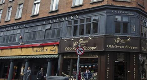 Shamrock Chambers, 59-61 Dame Street & 1-2 Eustace Street, Dublin 2