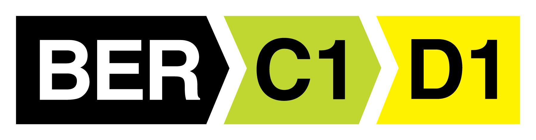 C1 > D1