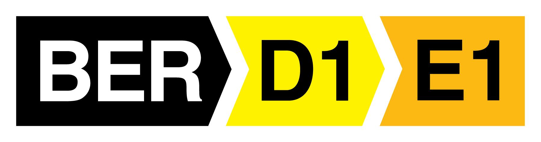 D1 > E1